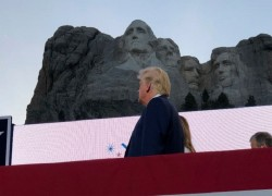 As much of US dials back July 4 plans, Trump goes big