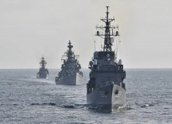 India set to pose growing challenge to China at sea