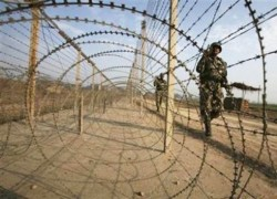 CIVILIAN INJURED IN ANOTHER INDIAN CEASEFIRE VIOLATION ALONG LOC