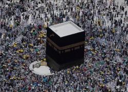 SAUDI ARABIA ANNOUNCES HAJJ HEALTH MEASURES