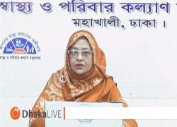 BANGLADESH COVID-19: BODY COUNTS NEAR 2,100, CASES TOP 165,000