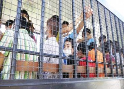 27 TRAFFICKED BANGLADESHIS IN VIETNAM TEMPORARILY STAYING AT A HOTEL