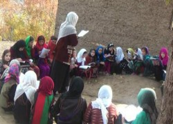 SAUDI ARABIA PLEDGES TO BUILD 100 SCHOOLS IN AFGHANISTAN
