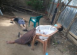 SIX ACTIVISTS OF JSS FACTION DIE IN BANDARBAN ARMED ATTACK
