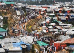 VIRUS OUTBREAK IN ROHINGYA CAMPS 'CONTAINED'