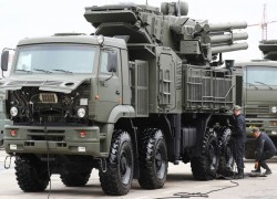 India could buy Russian Pantsir-S1 air defense missile system