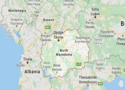 144 BANGLADESHI MIGRANTS RESCUED FROM TRUCK IN NORTH MACEDONIA