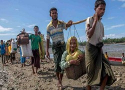 INDIA FOR FAST REPATRIATION TO RESOLVE ROHINGYA CRISIS PERMANENTLY