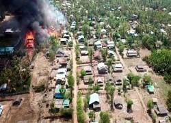 Myanmar military kills civilians in indiscriminate attacks, says Amnesty