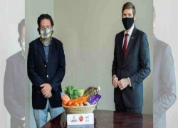 COVID-19: US LAUNCHES FOOD AID PROJECT IN DHAKA