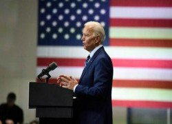 BIDEN HITS TRUMP OVER ALLEGED RUSSIAN BOUNTIES TO KILL US TROOPS