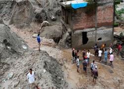 FLOODS, LANDSLIDES KILL 23 IN NEPAL, DOZENS MISSING