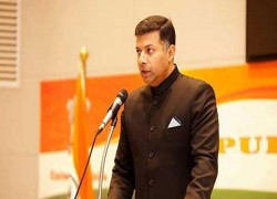 VIKRAM DORAISWAMI LIKELY TO BE NEXT INDIAN ENVOY TO BANGLADESH