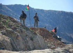 4 SECURITY FORCE MEMBERS KILLED IN PARWAN CLASHES