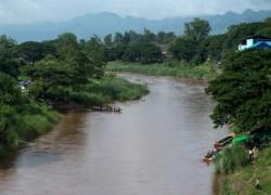 THAILAND STRENGTHENS SECURITY ALONG MYANMAR BORDER