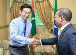 Envoy denies Maldivian Speaker's allegation 12 islands awarded to Chinese companies