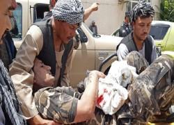 Taliban car bomb attack on Afghan intelligence compound kills 11