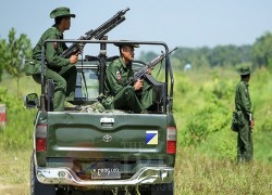 Rakhine woman files complaint accusing Myanmar military troops of gang rape