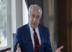 KHALILZAD CONDEMNS TALIBAN ATTACK ON NDS IN SAMANGAN
