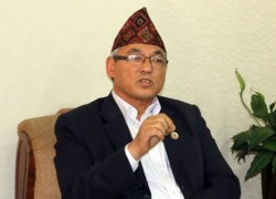 Indian intervention causing floods in Nepal: Home Minister