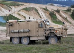 British army to cut armored vehicles acquired for war in Afghanistan