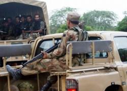 THREE SOLDIERS MARTYRED IN BALOCHISTAN AMBUSH