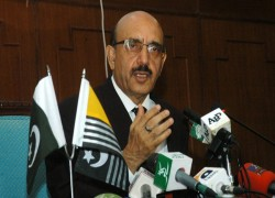 INDIA CANNOT WIN CONVENTIONAL WAR AGAINST PAKISTAN: AJK PRESIDENT