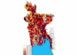 BANGLADESH TO BE 25TH MOST POPULATED COUNTRY BY 2100: STUDY