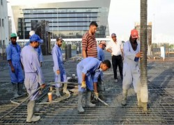 MANPOWER EXPORT TO QATAR DECREASES BY 90PC