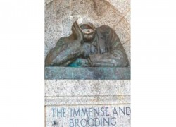 BRITISH IMPERIALIST RHODES STATUE BEHEADED IN CAPE TOWN
