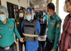 REGENT HOSPITAL BOSS SHAHED, MD MASUD PLACED ON 10-DAY REMAND