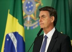 BRAZIL PRESIDENT JAIR BOLSONARO TESTS COVID-19 POSITIVE AGAIN: REPORT