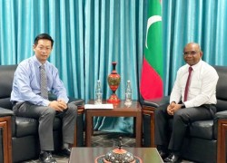 Maldives-China to hold talks on Bilateral Coordination Mechanism