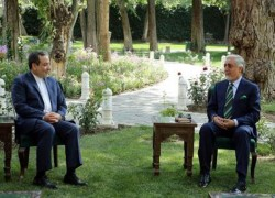 STABILITY OF IRAN, AFGHANISTAN 'INTERCONNECTED': ARAGHCHI