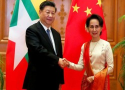 Myanmar military chief affirms support for China's BRI projects