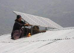 Hydropower besides, Bhutan looks at renewable energy