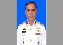 MOHAMMAD SHAHEEN NEW CHIEF OF THE BANGLADESH NAVY