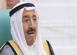 KUWAIT'S SHEIKH SABAH ADMITTED TO HOSPITAL FOR MEDICAL CHECKS