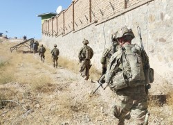 Number of US troops in Afghanistan drops to 8,600 as Taliban make big changes ahead of expected talks