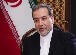IRAN DOES NOT TRUST US INTENTIONS FOR AFGHAN PEACE: ARAGHCHI
