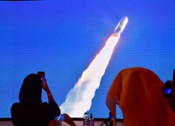 UNITED ARAB EMIRATES LAUNCHES MISSION TO MARS