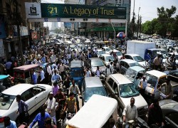 POPULATION IN PAKISTAN CONTINUES TO GROW RAPIDLY: REPORT