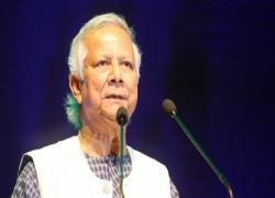 LET MFIS ACCEPT DEPOSITS FROM PEOPLE: DR YUNUS TO INDIAN AUTHORITY