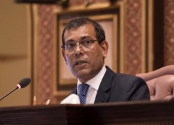 Maldives can assist displaced Palestinian refugees: Speaker