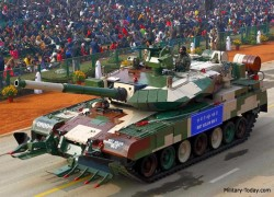 Indian Army to get more mine ploughs for T-90 tanks
