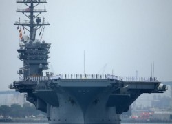 8 INDIAN, US WARSHIPS CONDUCT MARITIME DRILLS IN INDIAN OCEAN