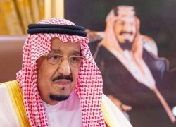 'SAUDI KING IN STABLE CONDITION AFTER BEING ADMITTED TO HOSPITAL'