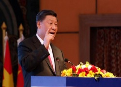 XI SAYS PALESTINE QUESTION ALWAYS THE CORE ISSUE IN MIDDLE EAST