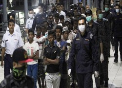 Malaysian court to hear bid to set aside caning for Rohingya refugees