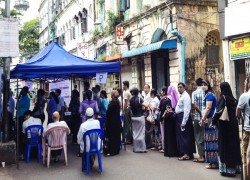 Myanmar Muslims struggle to avoid another Muslim-free parliament